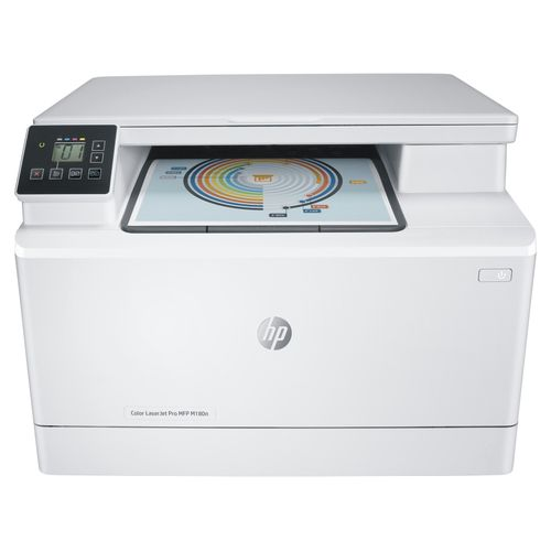 Color LaserJet Pro MFP M180n (Print + Scan + Photocopy)
