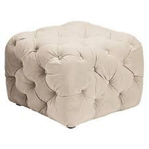 Mag Leather Tuffed Ottoman (DELIVERY ONLY IN LAGOS)