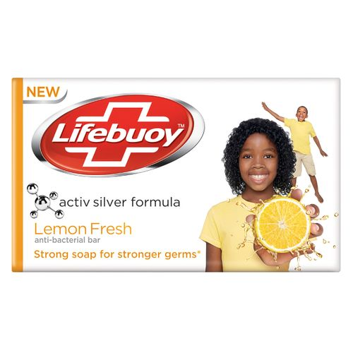 Lemon Fresh 60g X 6
