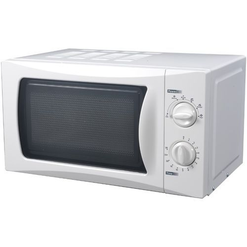 20L Speedy Defrost Microwave Oven- White