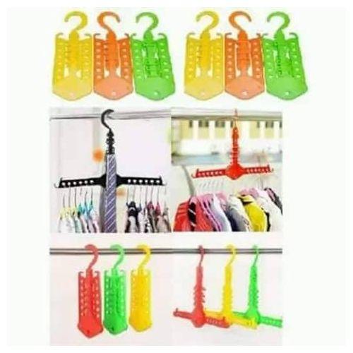 Dozen Of Magic Cloth Hanger