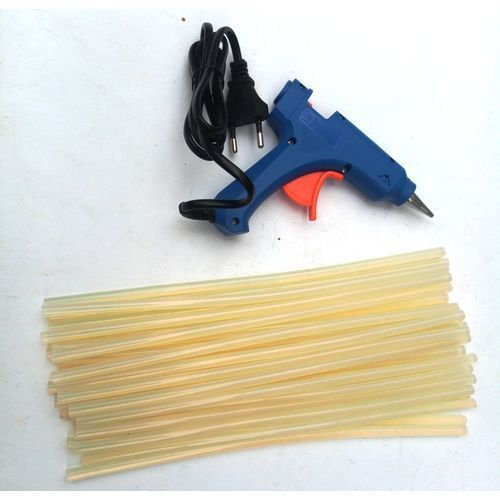 Small Size, Multipurpose Hot Melt Glue Gun+30 Hot Glue Stick