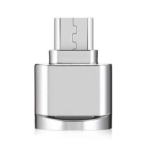 Micro USB OTG Adapter, USB 2.0 Portable Flash Drive Converter