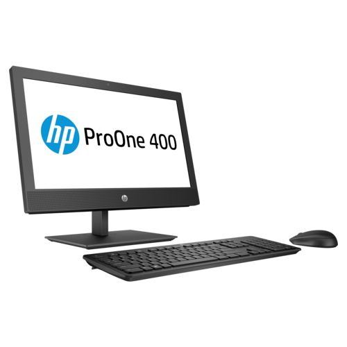 ProOne 400 G4 20-inch Non-Touch All-in-One, Intel Core I5, 1TB, 8GB, Win 10 Pro