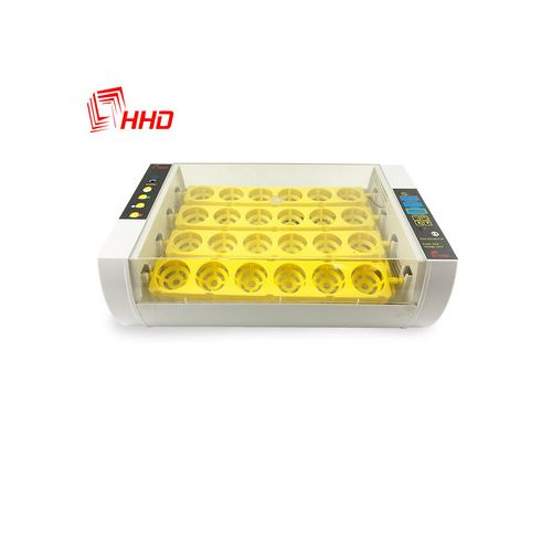 24 Egg Hatcher Chicken Automatic Egg Incubator