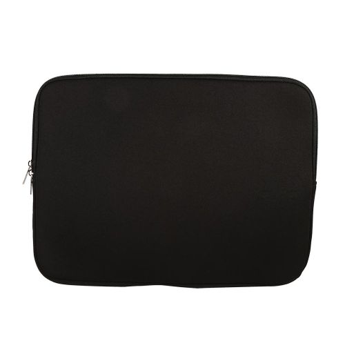 Fashionable Soft Sleeve Computer Bag For MacBook Air Pro Retina(15inch Black)