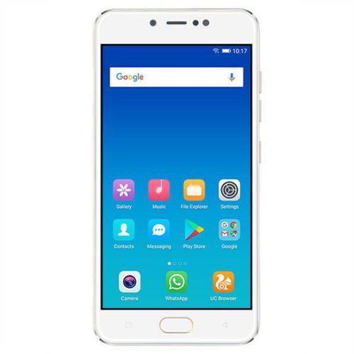 "S10Lite 5.2"" HD (4GB,32GB) Android 7.1, 16MP+13MP Dual SIM 4G LTE Smartphone 3,100mAh - Gold"