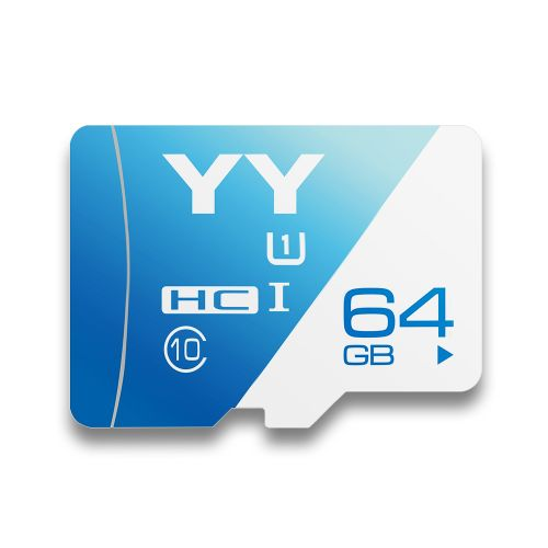 Memory Card 64GB Large Capacity Class 10 TF Card Flash TF