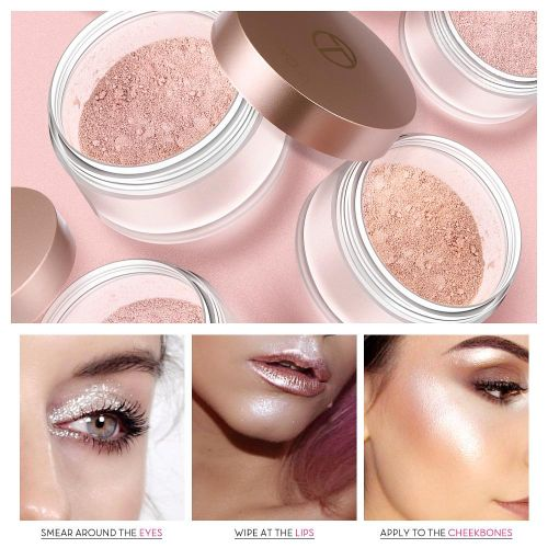 Professional Face Highlighting Powder Concealer Highlighter
