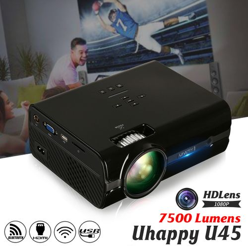 7 Types 7000 Lumens 1080P HD Projector 3D LED Android WiFi USB Theater Cinema US?U.S. Regulations?