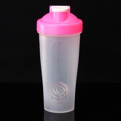 Shaker Bottle Milkshake Blender Cup Mixing Ball Sport Water Bottle-400ML