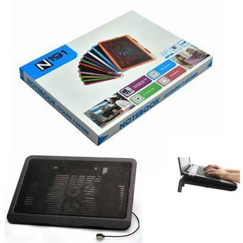 Notebook Laptop Cooler Cooling Fan
