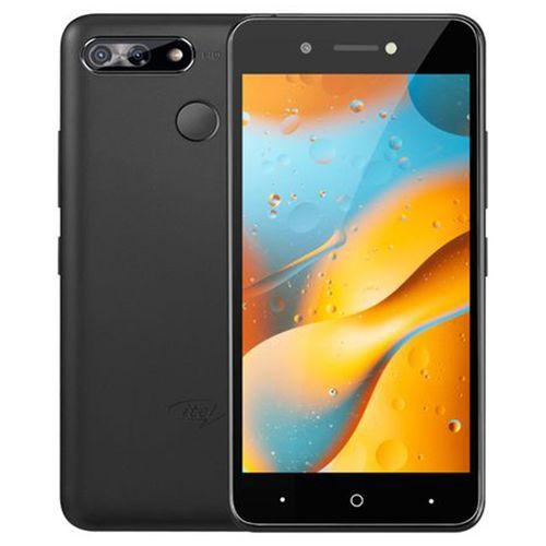"P15 5.0"" HD Screen, 16GB ROM + 1GB RAM, Android 9 Pie, 5MP + 5MP Camera, 4000mAh Battery, Fingerprint & Face ID - Black"