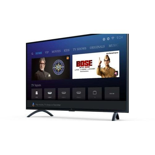 43'' Inch 4K UHD Smart TV With Air Mouse+Bluetooth