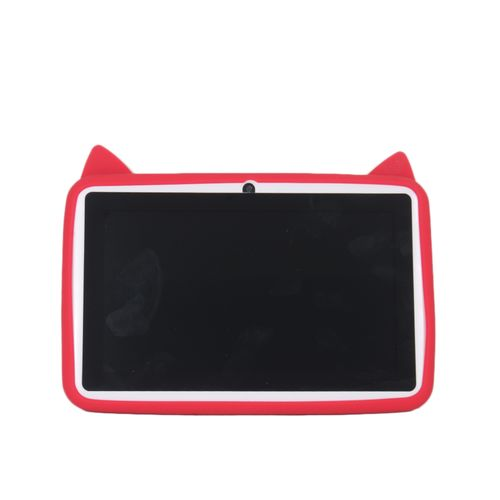 Q66 Kids Educational Tablet 8gb Rom,HD-7' + Free Cover - Red