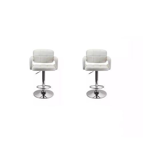Bar Stools With Arm And Back Rest-2PAIRS