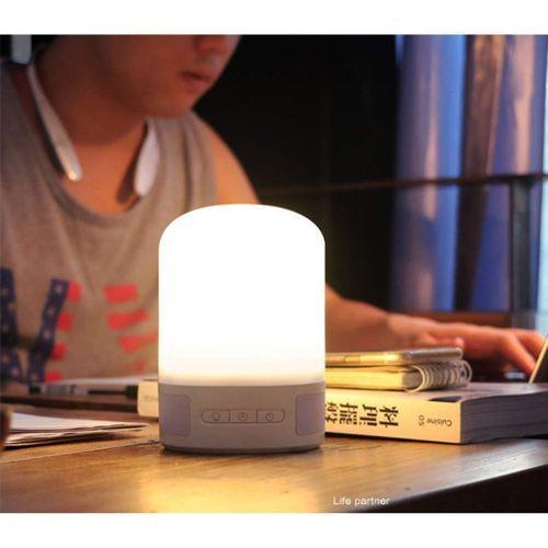 Desk LED Lamp/Music Player