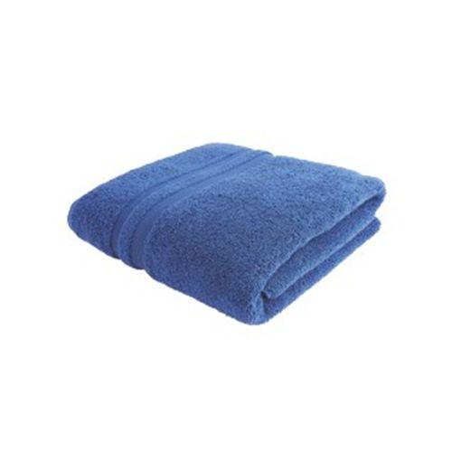 Hygro Cotton Bath Sheet- Blue