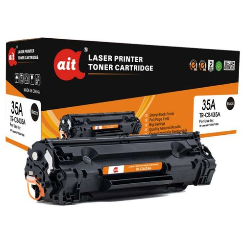 35A LaserJet Toner Cartridge (CB435A) Black