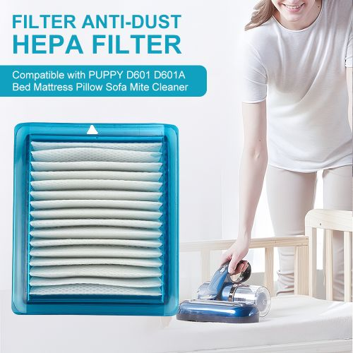 Filter Anti-Dust HEPA Filter Replacement Part Compatible