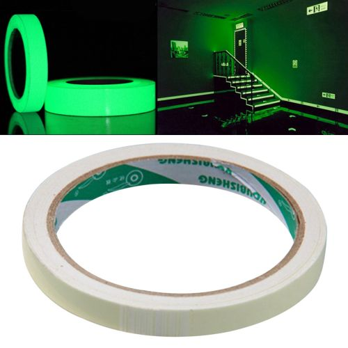 Glow In The Dark Tape Luminous Tape Self-adhesive Green