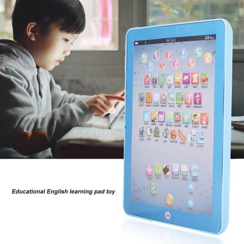 Kids Children Tablet Pad Electronic Preschool English Learning Educational Teach Toy(#3)