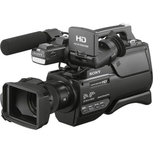 HXR-MC2500 Shoulder Mount AVCHD Professional Camcorder