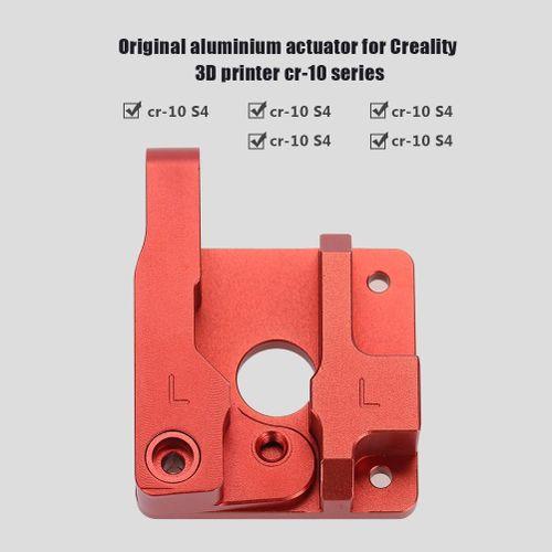 3D Printer Extruder Dedicated Aluminum Frame Block DIY Kit For 1.75mm Extrusion 3D Printers