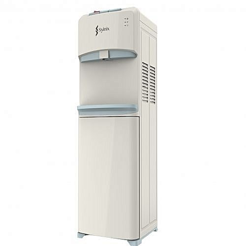 SYINIX Hot & Cold Water Dispenser With Storage Cabinet