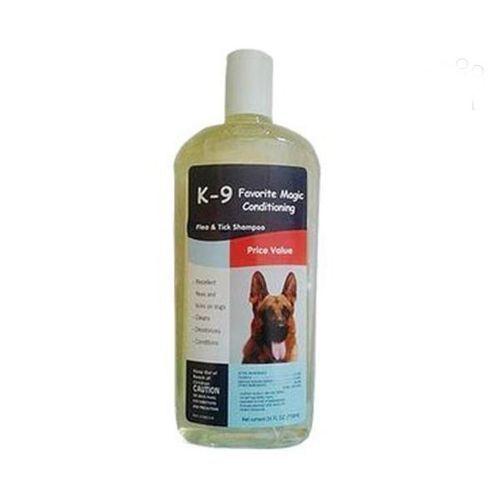 Natural K-9 Dog Pets Shampoo Neutralizer For Ticks & Fleas