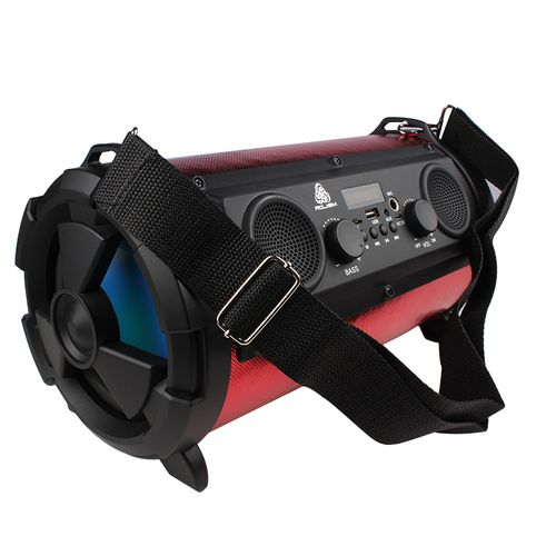 Wireless Bluetooth Speaker HiFi Stereo LOUD Bass Subwoofer MIC TF FM