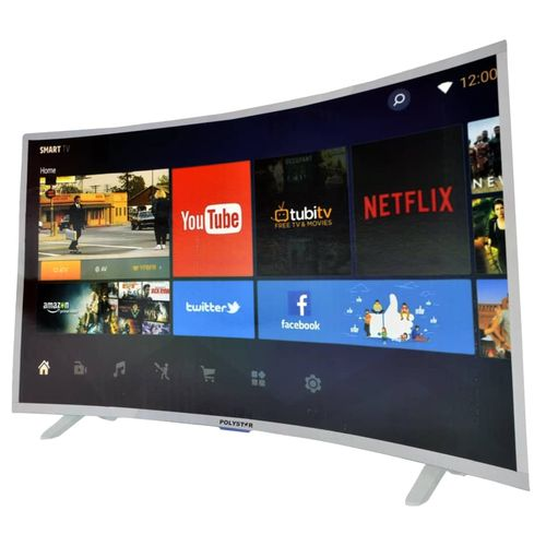 New Technology Internet Smart Curve TV - 32 Inches