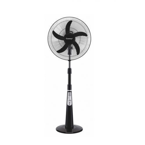 16'' Rechargeable Fan With Remote And LED Light
