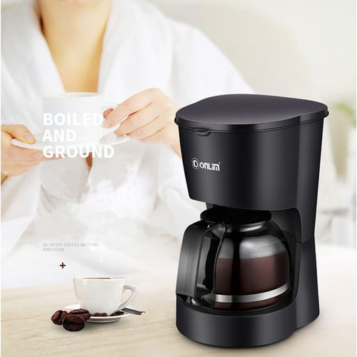 600ml Full-Automatic American Style Drip Coffee/Tea Machine Household Office