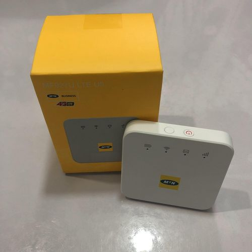 MTNg 4G LTE WiFi Router For Ntel,Airtel,Glo,9Mobile & Smile