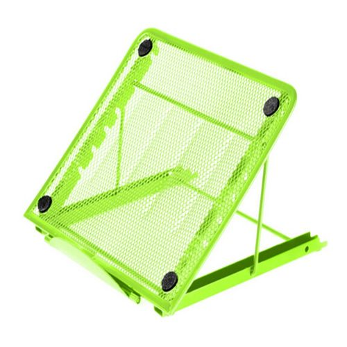 Muliawu Store Mesh Ventilated Adjustable Laptop Stand For Laptop / Notebook / IPad / Tablet-AS Show