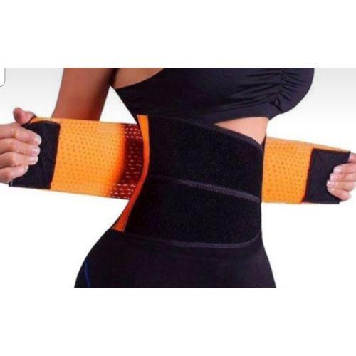 Unisex Hot Power Belt Waist Trainer Hot Shapers-Orange