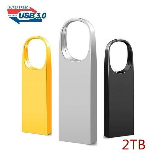 USB 3.0 Flash Drive 1TB 2TB Pen Drive Flash USB Stick Memory Stick For Listening To Music In The Car