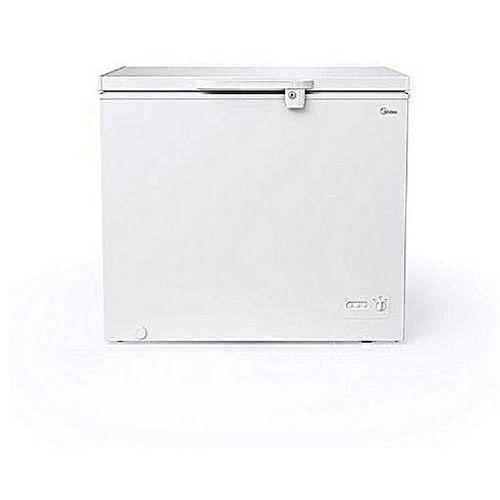 203L Superior Chest Freezer - Silver