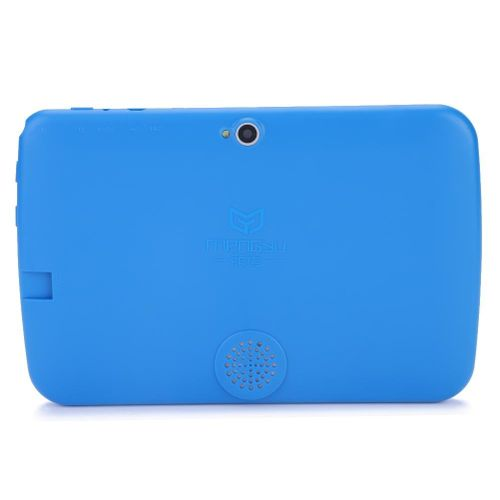 7IN Tablet Dual Camera WiFi Learning Tablet 512M+8GB For Kids + Protective Cover AU Plug