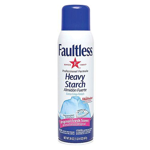 Heavy Spray Starch