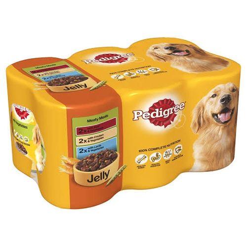 Adult Dog Food X 24 (Jelly)