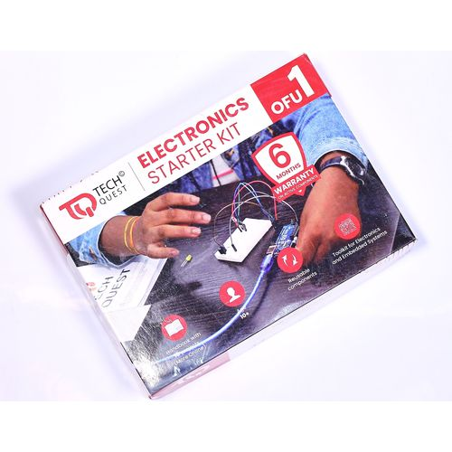 DIY Electronic Starter Kit With Arduino UNO And 20 Components