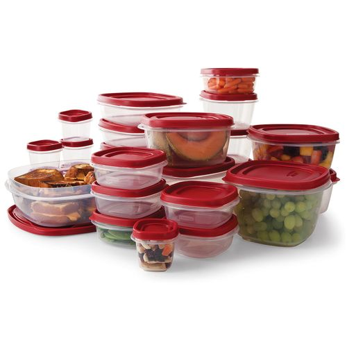 Rubbermaid Takealongs Food Storage Set - 50 Pieces