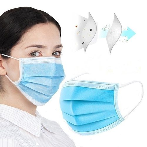 50 Pieces Face Masks For Protection