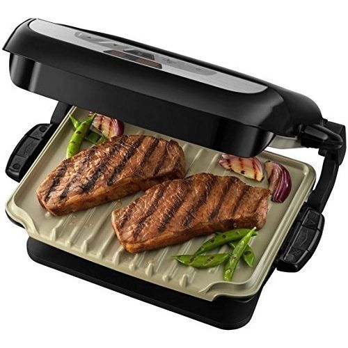 Evolve Health Grill - 5 Portion 42% Fat Reducing Grill