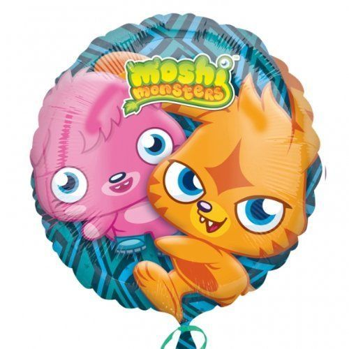 "Moshi Monster 18"" Helium Birthday Balloon Party Decoration"