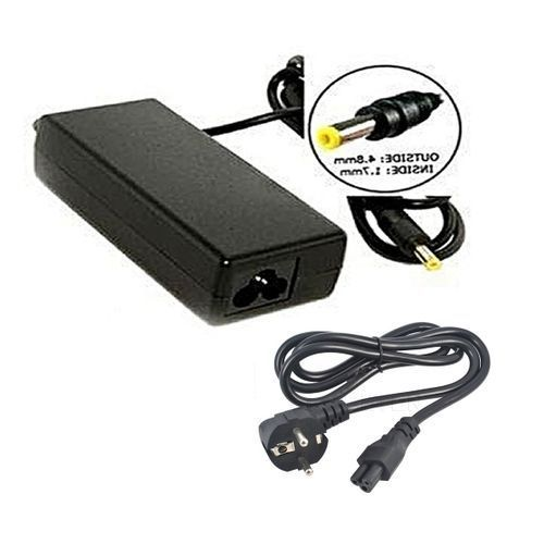 18.5V-3.5A Small Mouth Laptop Charger With Power Cord