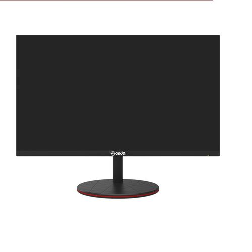 23.8 Inch M1 - F2460 2K Dispaly Screen With Built-In Sound Box - Black