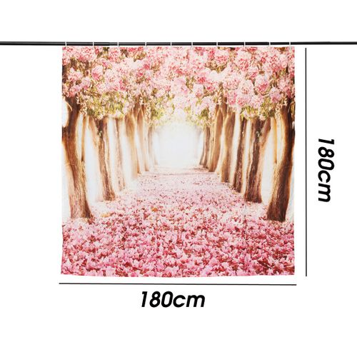 150x180cm/180x180cm Bath Shower Curtain